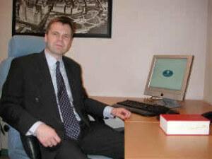 Advokat Lars R. Berg