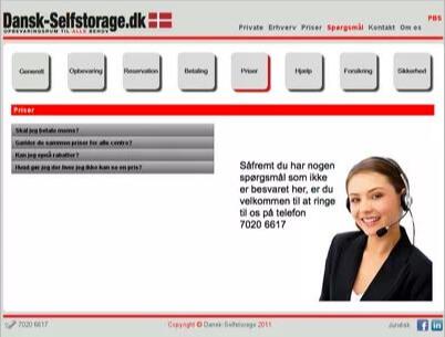 Screenshot fra dansk-selfstorage.dk - Stein Baggers seneste eventyr.