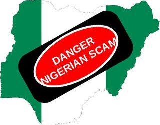 Nigeria-breve – bare slet dem med det samme