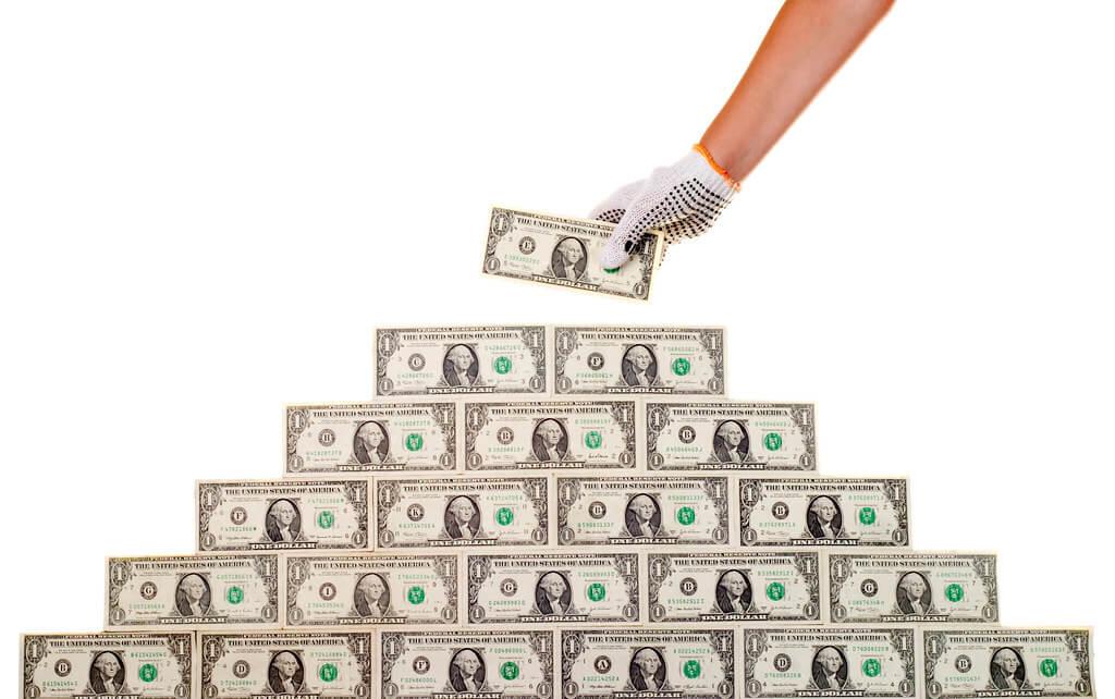Penge pyramide
