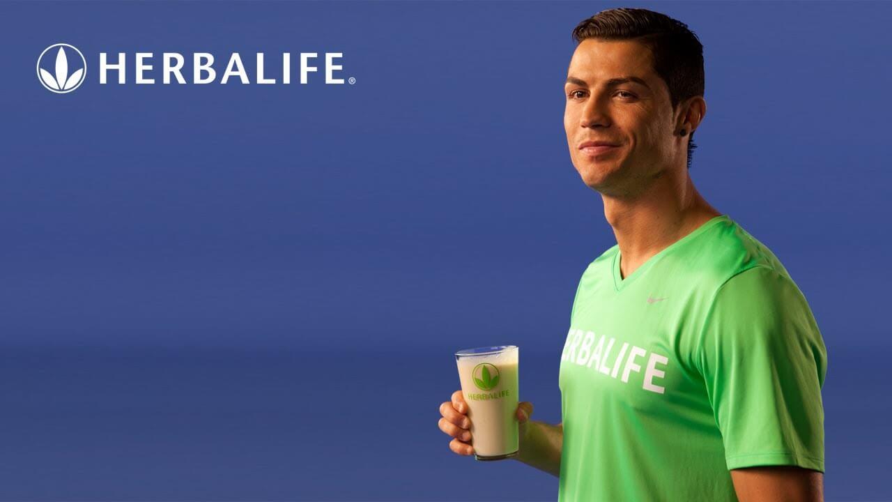 Herbalife Ronaldo