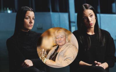 Britta Nielsens døtre – Det blev i familien
