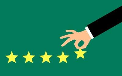 Firmaernes egne anmeldelser – Kan du tage dem med på råd?